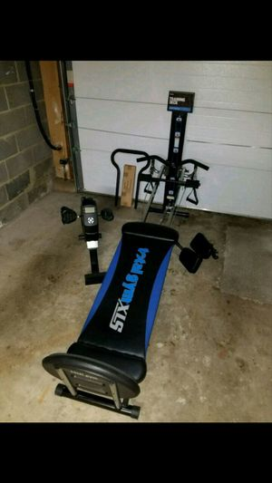 Total Gym XLS W/ all the attachments for Sale in undefined