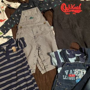 Baby Boy Bundle Of Clothes for Sale in Independence, KS