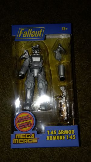 fallout power armor game figures for Sale in Henderson, NV