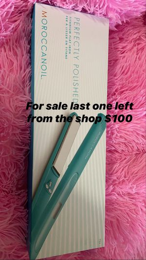 Moroccanoil hair straightener for Sale in Tulare, CA