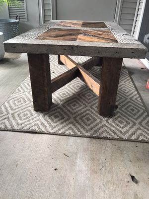 Reclaimed wood coffee table for Sale in Everett, WA