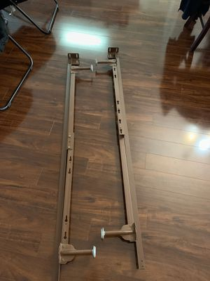 Metal bed frame twin or full for Sale in Palm Shores, FL