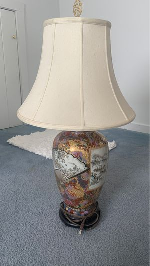 2 antique lamps great condition 50 for both obo for Sale in Summit Point, WV