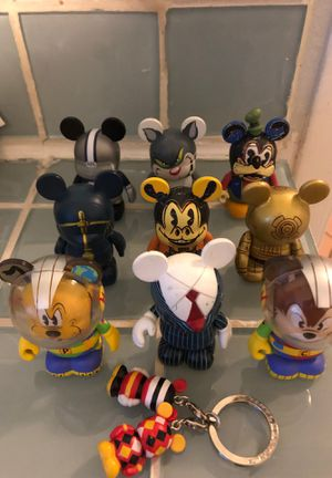 Disney Vinylmations for Sale in Winter Park, FL
