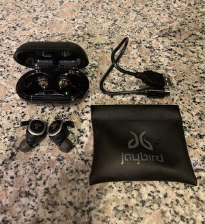 Jaybird Run - TRUE WIRELESS Bluetooth 4.1 SPORT Headphones (Water-Resistant) for Sale in Pittsburgh, PA