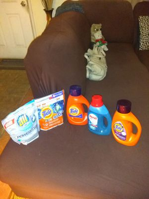 Tide 50oz tide febreze 37 persil 40 Oz all for 20 pick up 35 ave and glendale price firm hablo español precio firmes for Sale in Phoenix, AZ