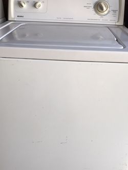 KENMORE WASHER HEAVY DUTY EXTRA LARGE CAPACITY PLUS for Sale in Irving,  TX