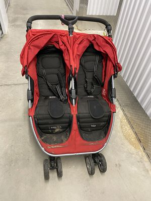 Britax double stroller for Sale in Chicago, IL