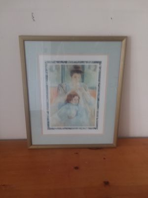 Mother daughter Victorian photo for Sale in Point Pleasant, NJ