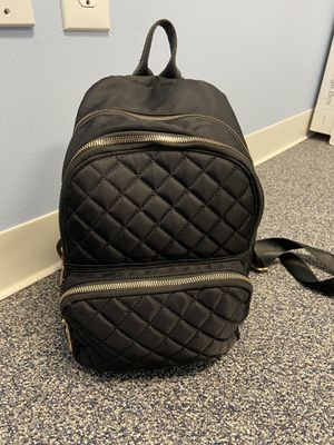 Quilted Black Backpack for Sale in North Richland Hills, TX