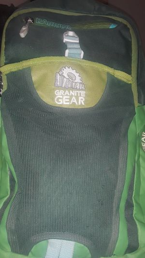 GRANITE GEAR BACK PACK - USED for Sale in Las Vegas, NV
