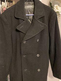 Kenneth Cole Pea Coat Men's Medium for Sale in Wenatchee,  WA