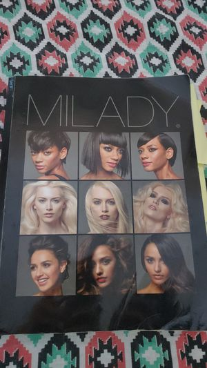 Milady book for Sale in Houston, TX