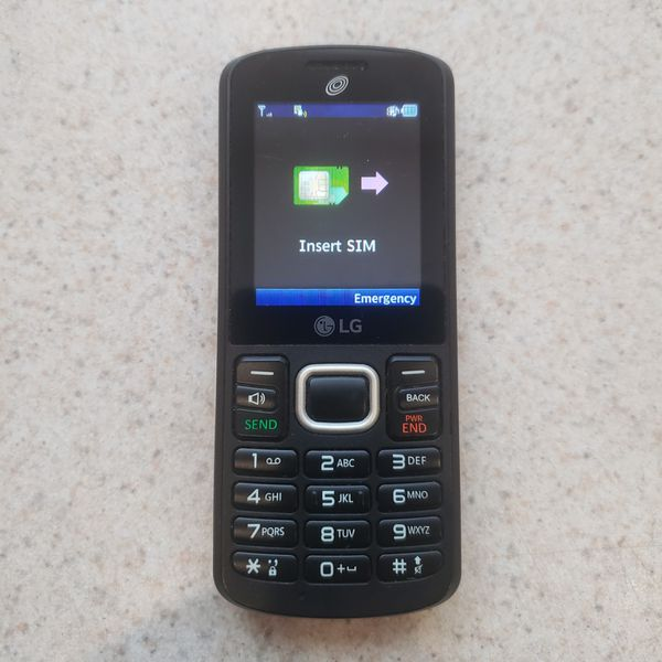 LG Cell Phone by Tracfone