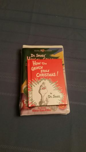 Dr. Seuss How The Grinch Stole Christmas for Sale in O'Fallon, MO