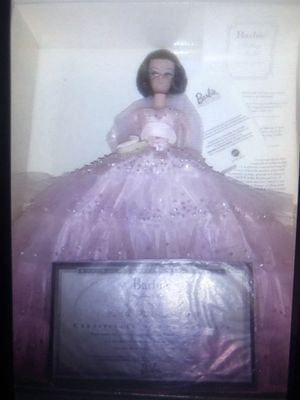 Mattel 2000 In The Pink Silkstone Barbie Doll for Sale in Davenport, FL