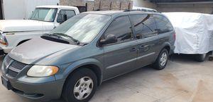 Dodge grand caravan 2002 for Sale in Gilbert, AZ