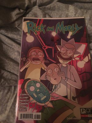 Ricky and Morty issue #46 for Sale in Noble, OK