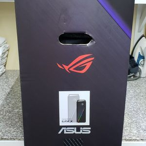 ASUS - ROG G15cx-b10 Gaming Desktop - Intel Core i7-9700K - 16GB Memory - NVIDIA GeForce RTX 2080 SUPER - 2TB HDD + 512GB SSD - Black for Sale in Waco, TX