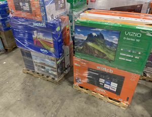 """TCL 50"""" and 55"""" smart Roku TV new open box C6 for Sale in Pflugerville, TX"""