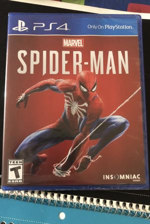 Brand new sealed spiderman PS4 for Sale in Pittsburgh, PA