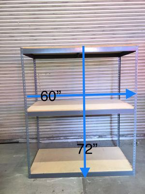 Warehouse Shelves for Sale in Los Angeles, CA