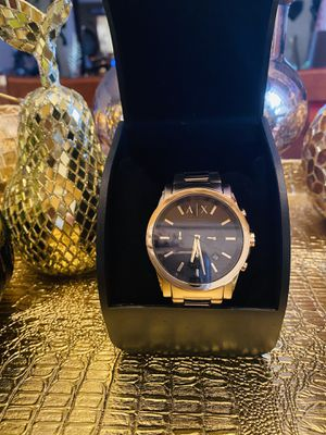 Armani Exchange watch for men for Sale in St. Cloud, FL