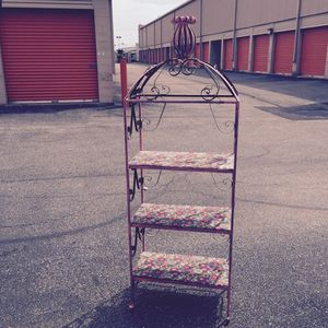 Vintage iron shelf for Sale in Annapolis, MD