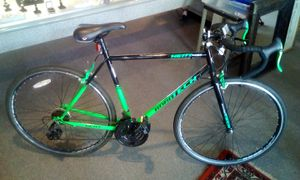 KENT* 700C Road Tech Bike Black/Green for Sale in Largo, FL
