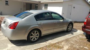 2005 Nissan Maxima SL. Clean title in hand. $2000 OBO 136K for Sale in Spring Hill, FL