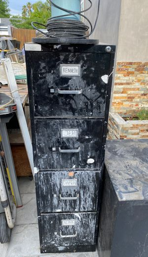 Filing Cabinet for Sale in Santa Clarita, CA