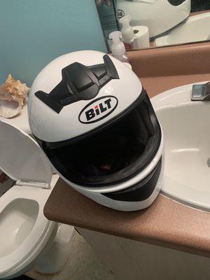 Bilt motorcycle helmet NO VISOR! for Sale in Daytona Beach, FL