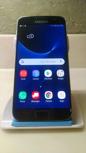 SAMSUNG GALAXY S7 32GB UNLOCKED(price firm please don't send offers for less) for Sale in Chicago, IL