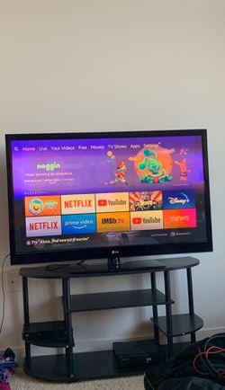 LG 50 inch flat screen Tv (not a smart tv) for Sale in Ashburn,  VA