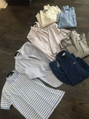 Men's shirts / sweaters size M for Sale in Chicago, IL
