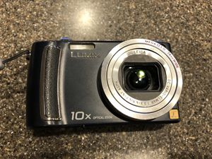 Panasonic Digital Camera for Sale in Puyallup, WA