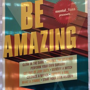 Be Amazing for Sale in Los Angeles, CA