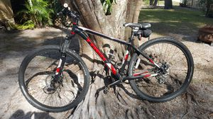 Trek mountain bike great condition-Wahoo 17 1/2 for Sale in Bradenton, FL