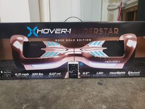 X Hover 1 - SUPERSTAR *NEW in Box* for Sale in Sacramento, CA