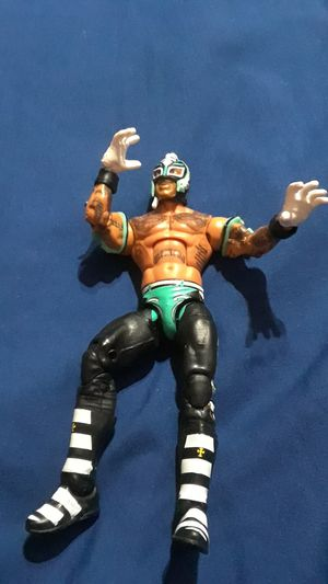 rey mysterio action figure for Sale in Washington, DC