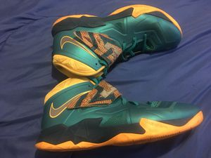 Nike LeBron Soldier 7 basketball shoe for Sale in Winter Haven, FL
