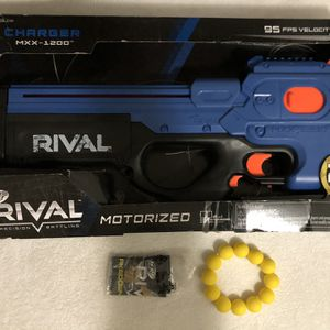Nerf Rival Charger (MXX-1200) w/12 rounds for Sale in La Puente, CA