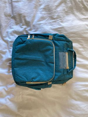 diaper bag w/built in changing station for Sale in Chandler, AZ