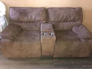 Set of reclining couches for Sale in Broken Arrow, OK
