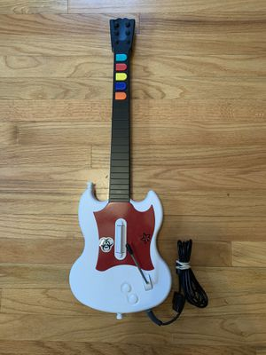 Guitar Hero RedOctane SG Controller 95077.805 Red Octane Playstation 2 PS2 for Sale in Pelham, NH