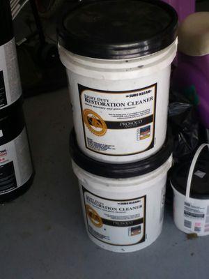 Brick and paver commercial restoration cleaner and sealer for Sale in Jackson, NJ