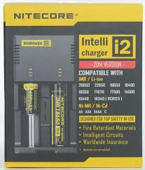NiteCore Intelli Charger i2 2014 Version for Sale in Las Vegas, NV