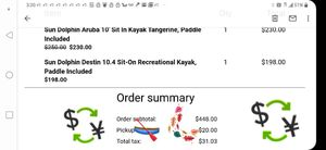 2 kayaks for Sale in Taylorsville, UT