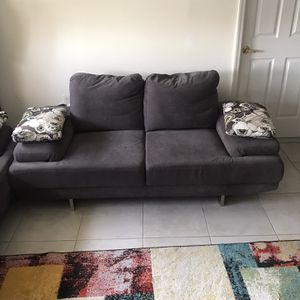 Twin Sofa Beds And 4 Pillows 2 Months Old for Sale in Brooklyn, NY