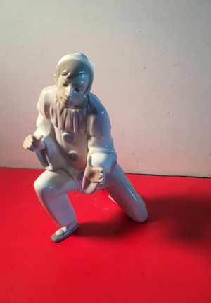 1973 Lladro # 4848 Charmingnes Clown Harlequin figurine for Sale in Hillsboro Beach, FL